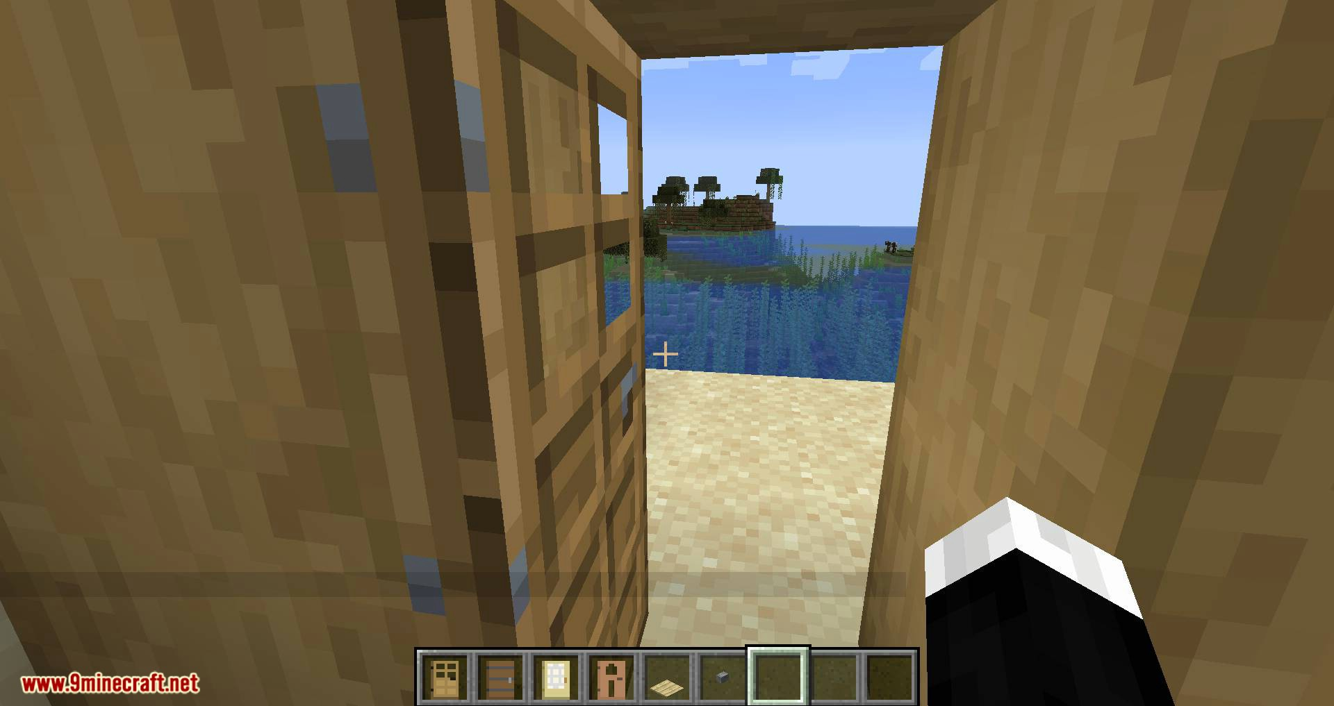 Automatic Door mod for minecraft 06