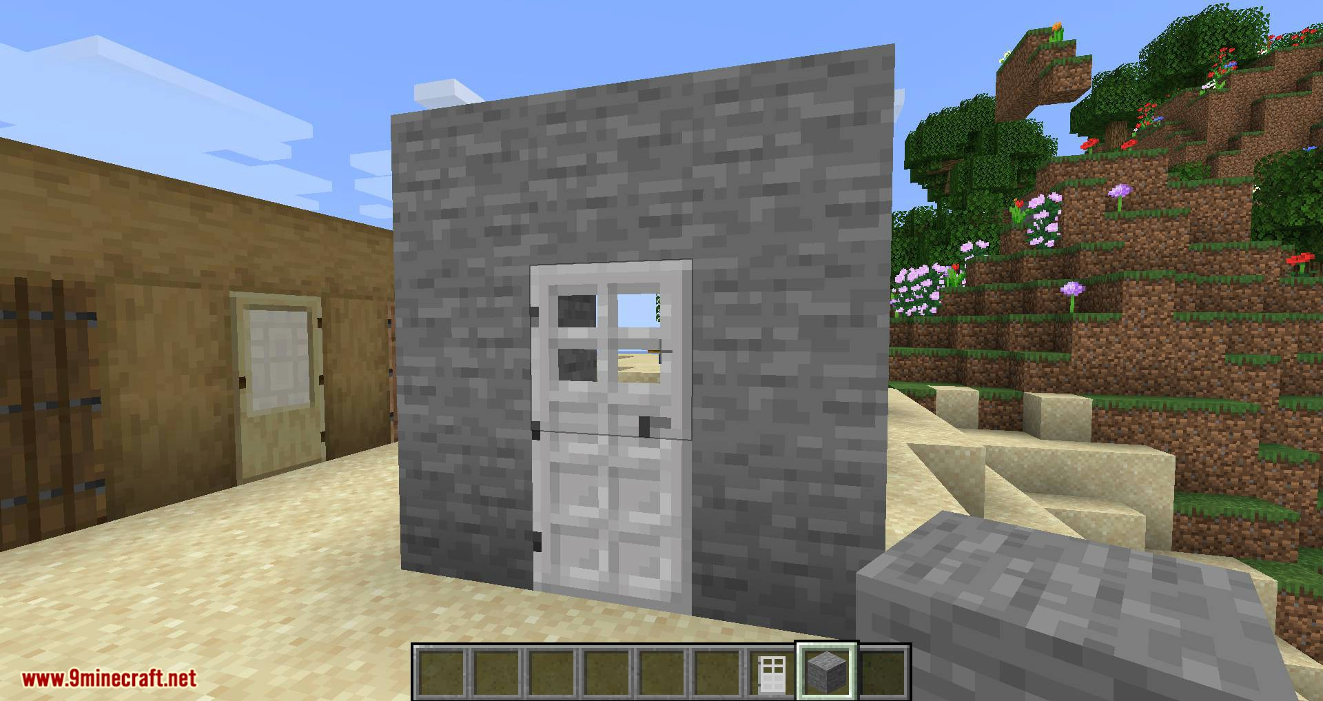 Automatic Door mod for minecraft 08