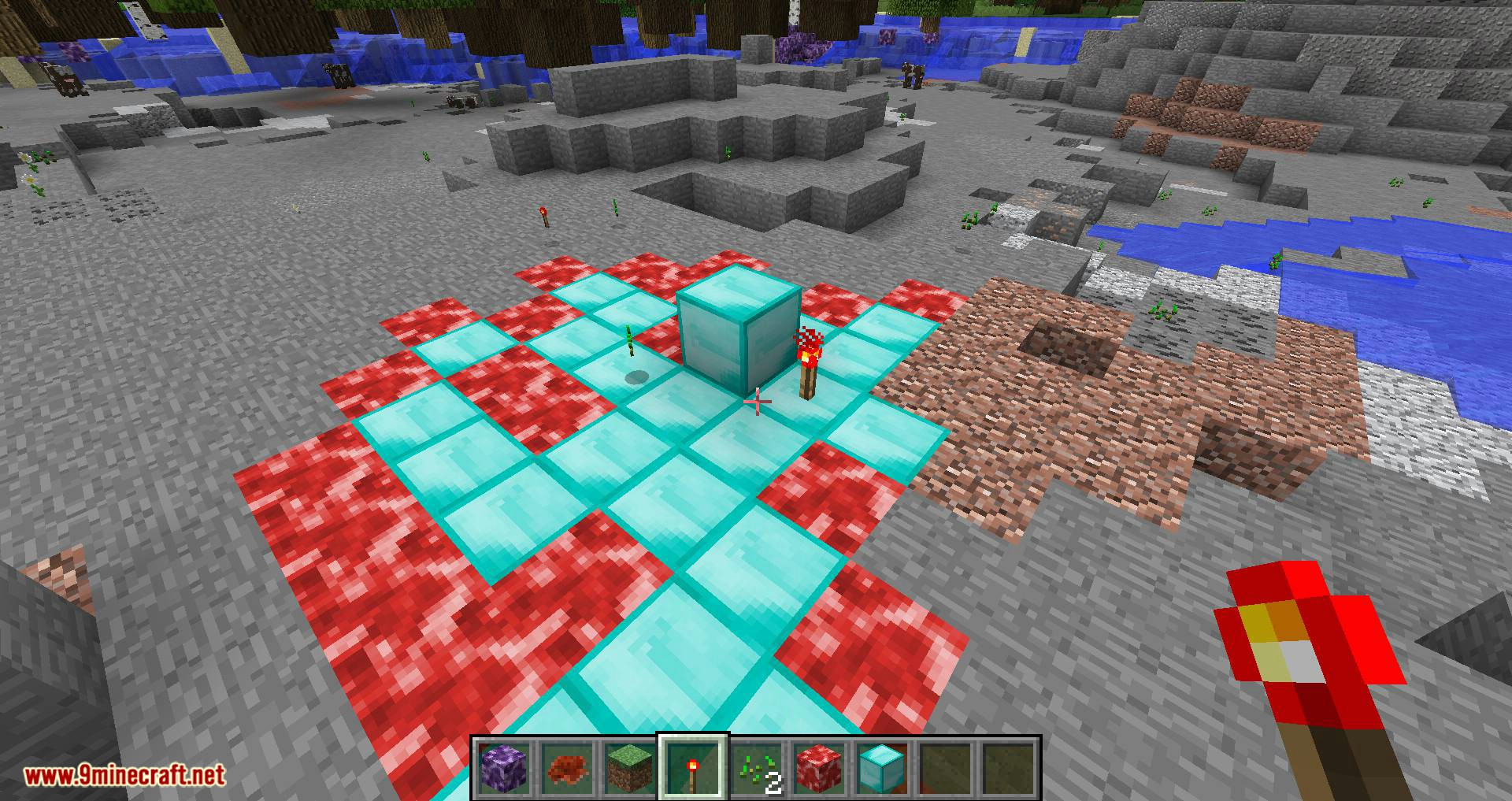 Bacteria mod for minecraft 10