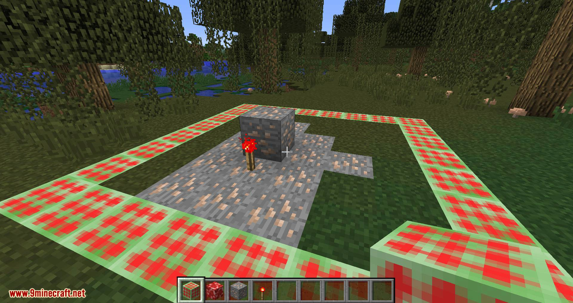 Bacteria mod for minecraft 12