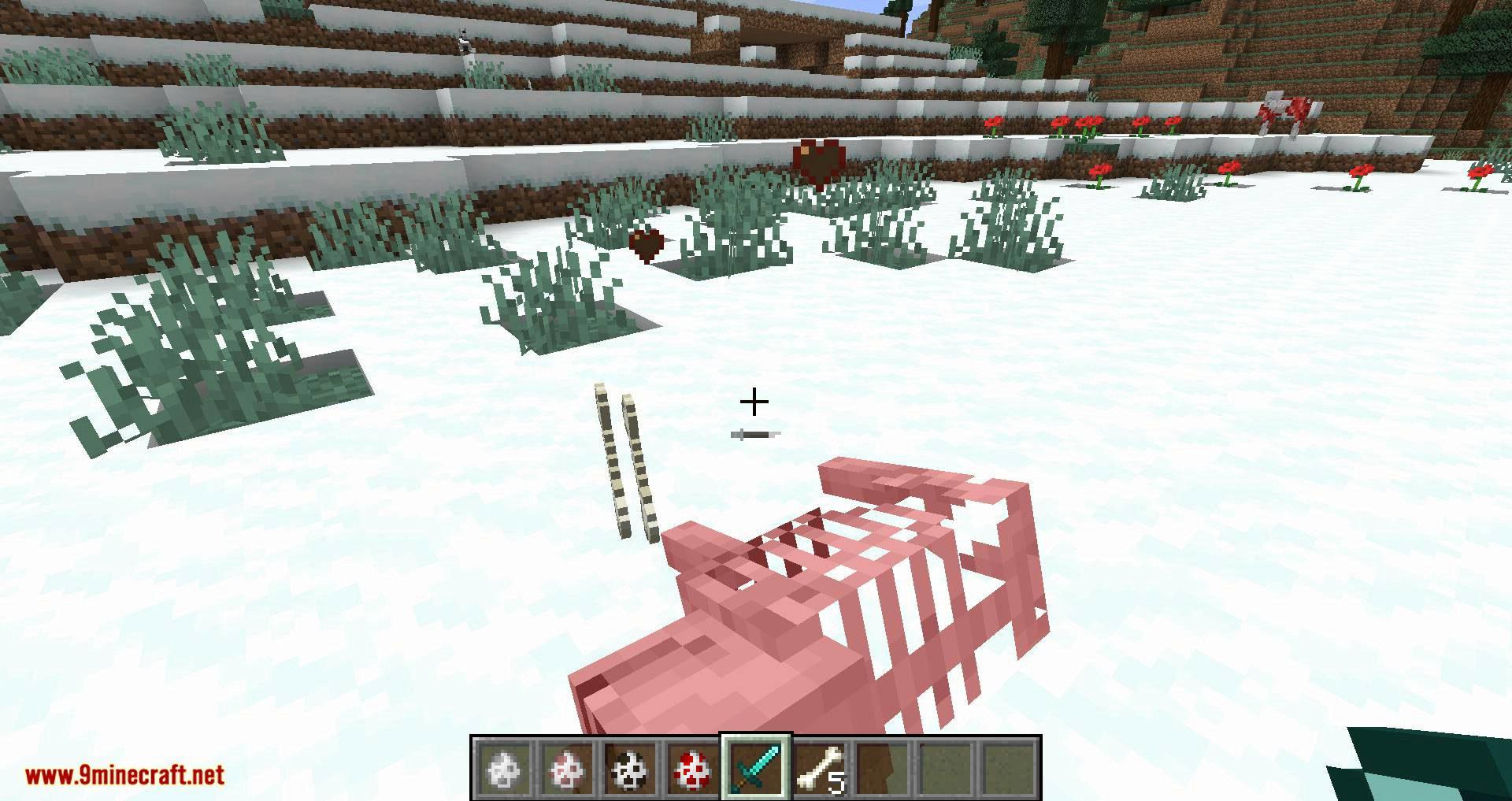 Bones mod for minecraft 08