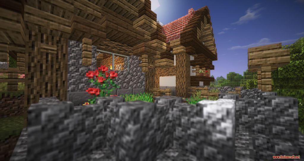 Bumpy Resource Pack Screenshots 2