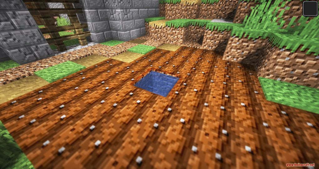 Bumpy Resource Pack Screenshots 7