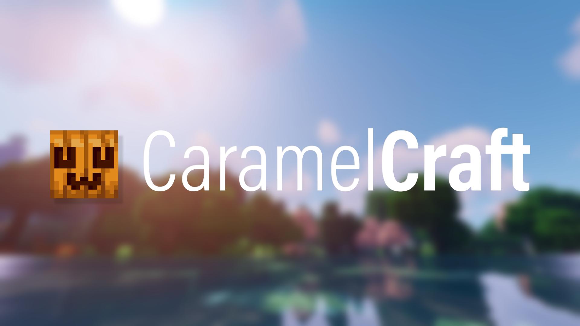 CaramelCraft Resource Pack