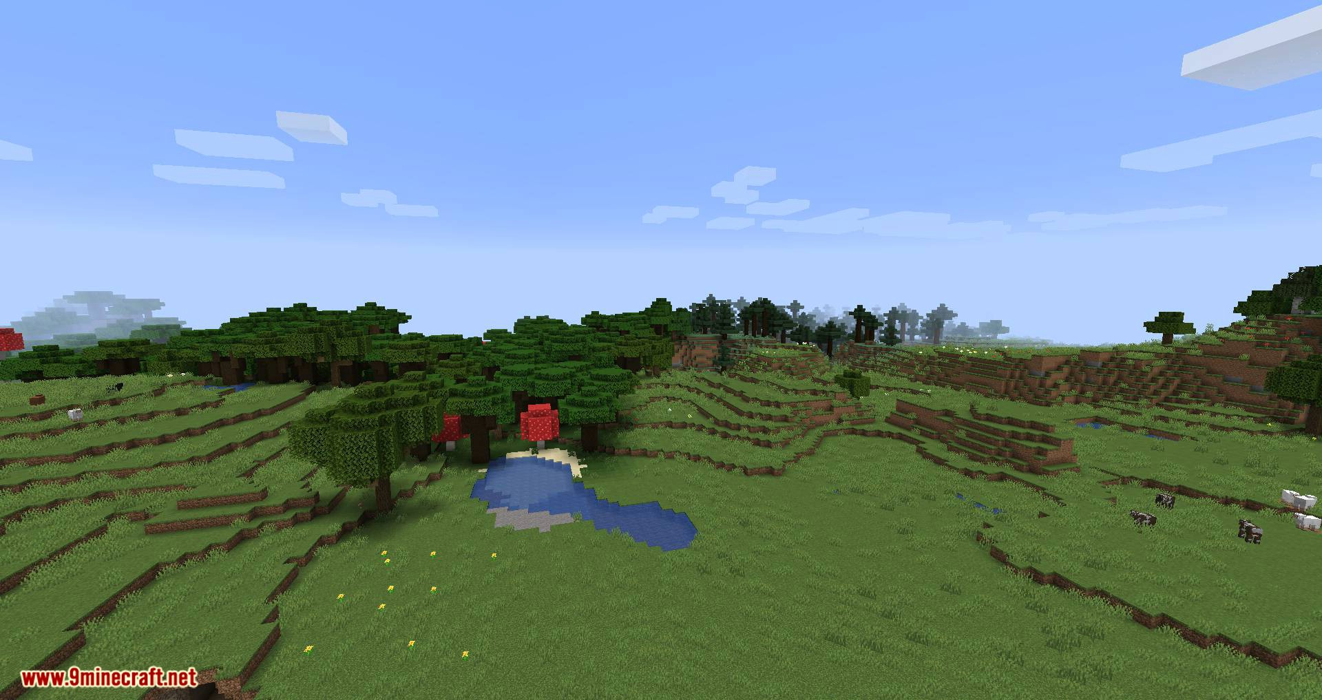 Clear Skies mod for minecraft 03