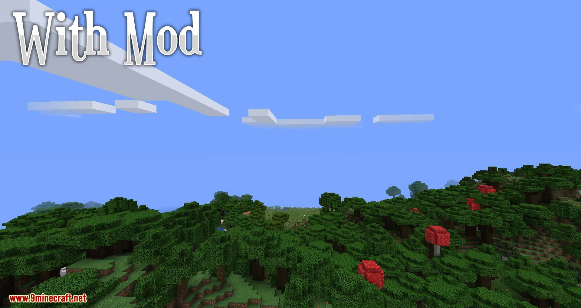 Clear Skies mod for minecraft 06