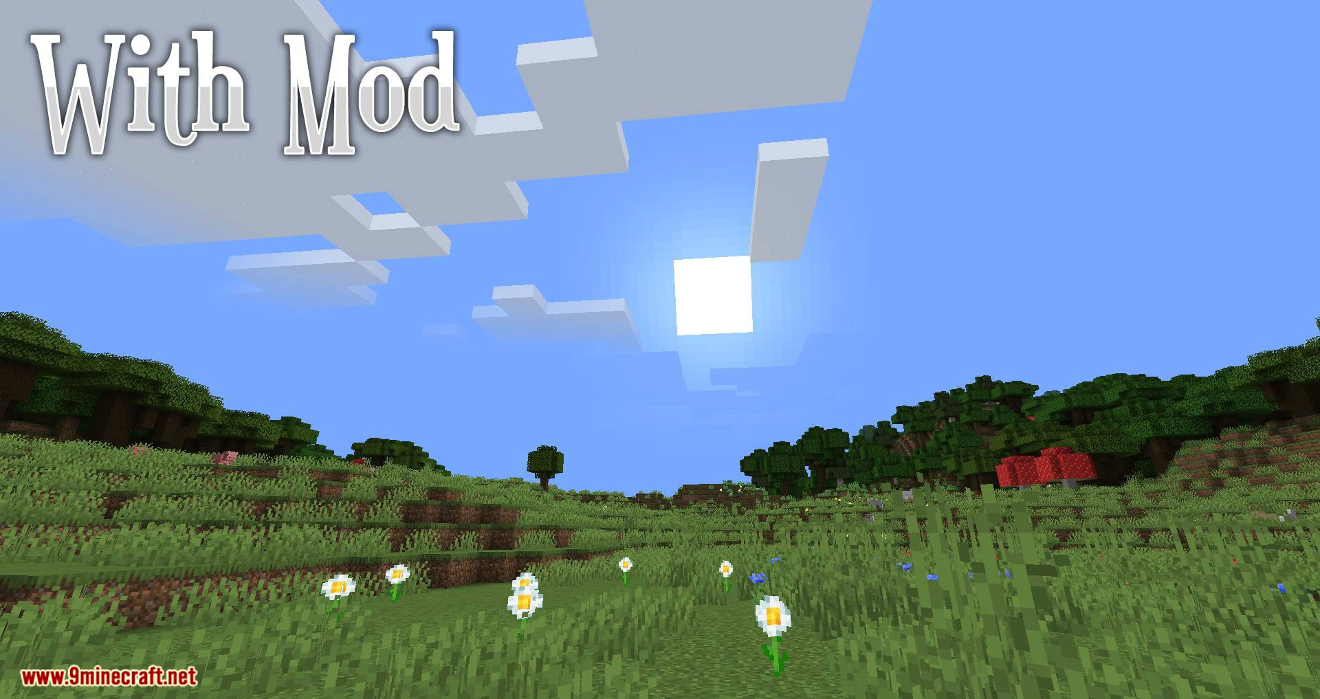 Clear Skies mod for minecraft 07