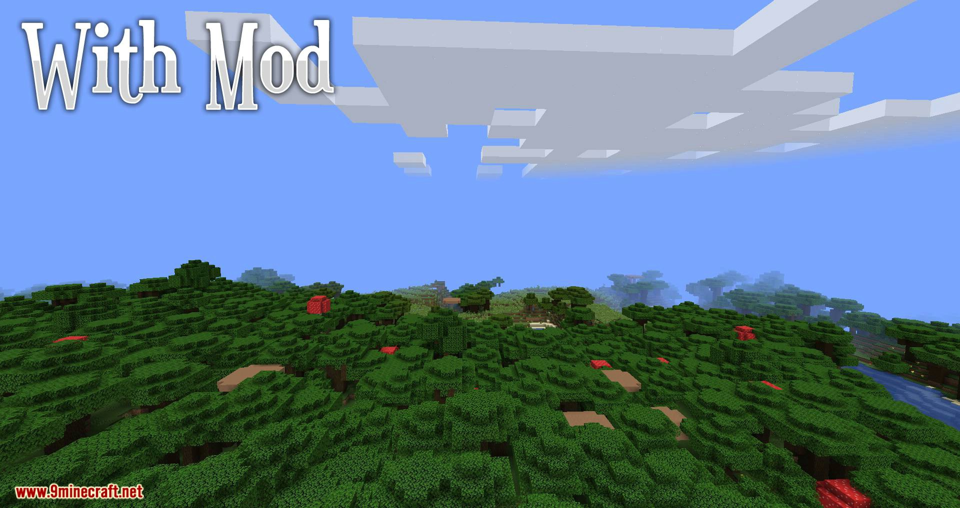 Clear Sky mod for minecraft 08