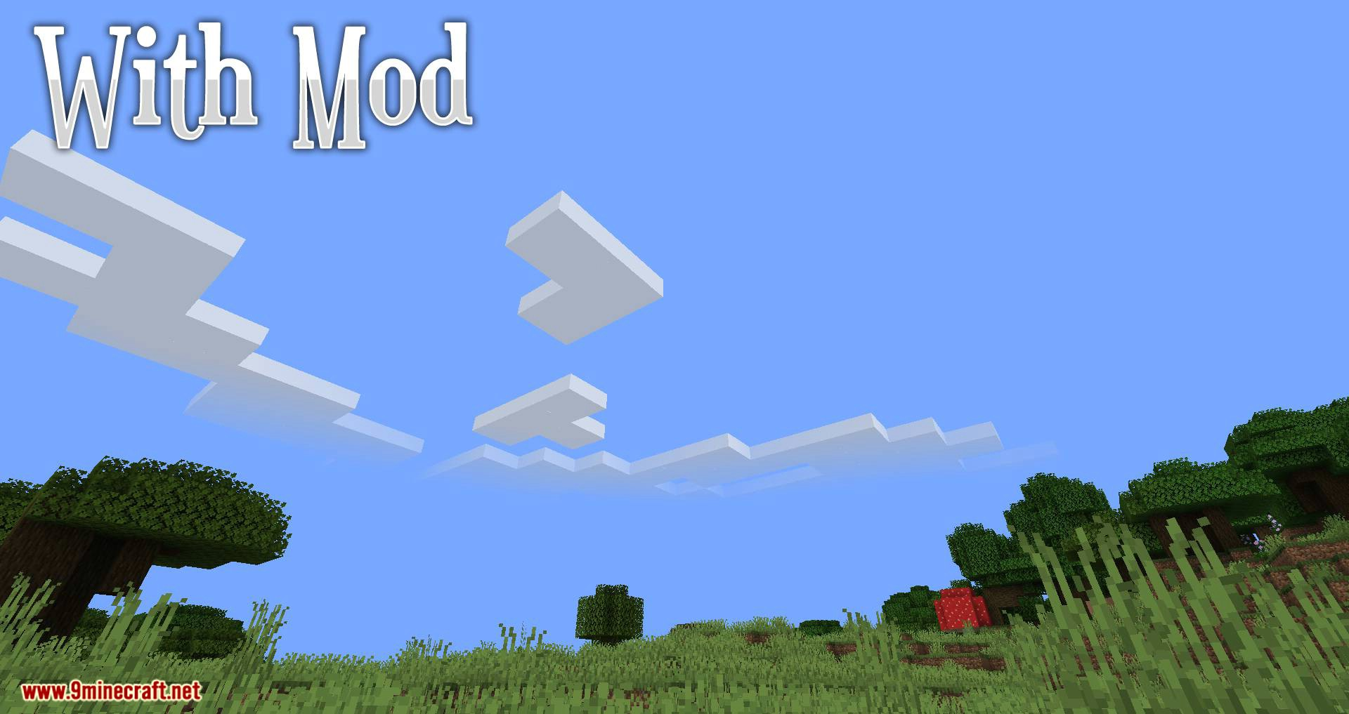 Clear Sky mod for minecraft 09