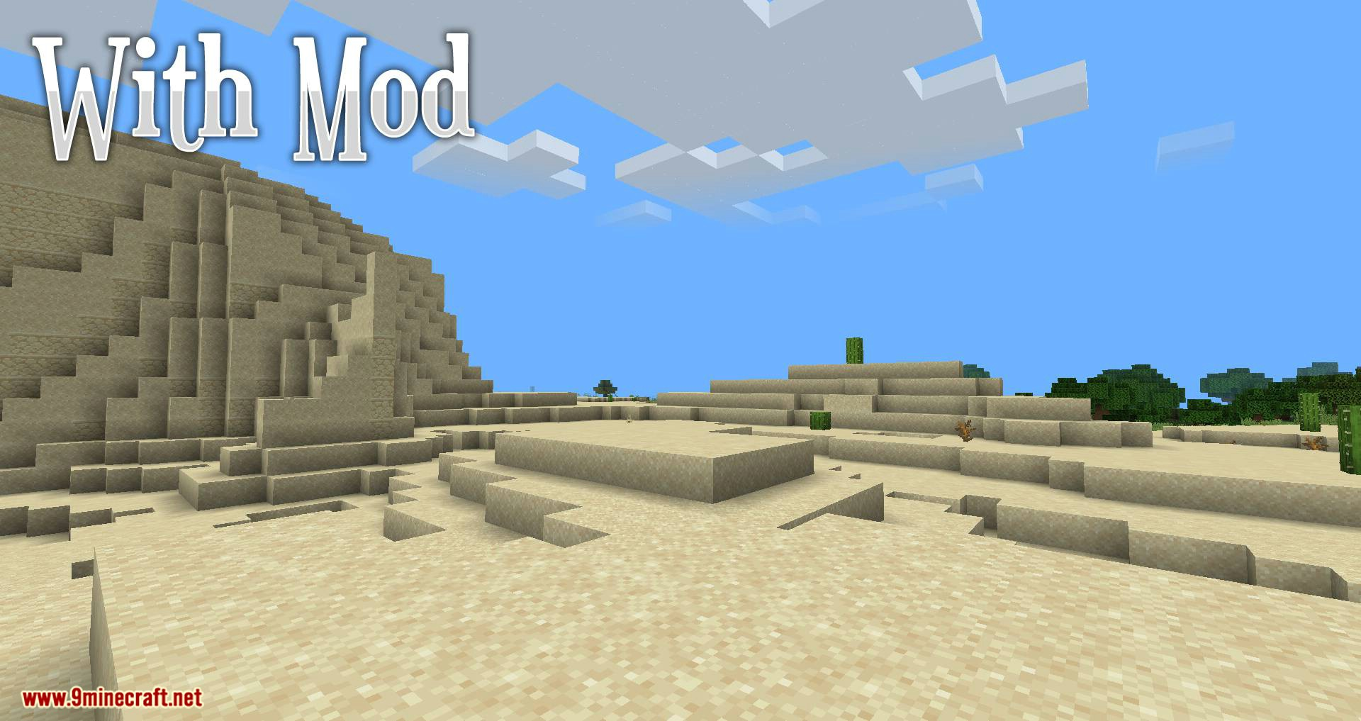 Clear Sky mod for minecraft 10