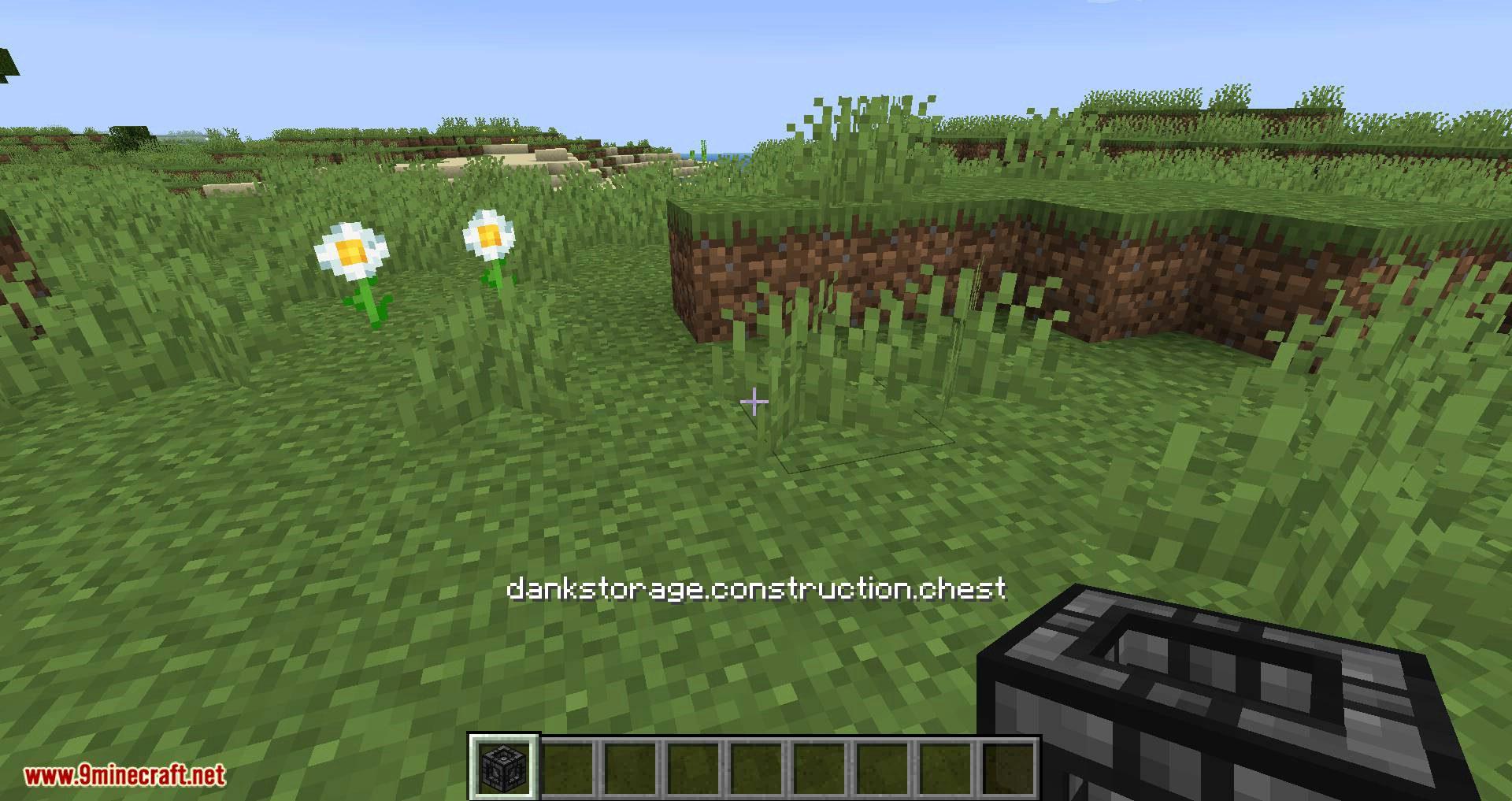 Dank Storage mod for minecraft 03
