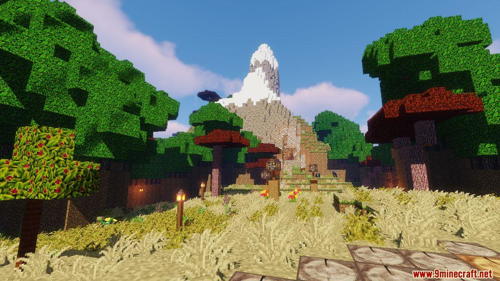 Diamond Sword RPG Map Screenshots (12)