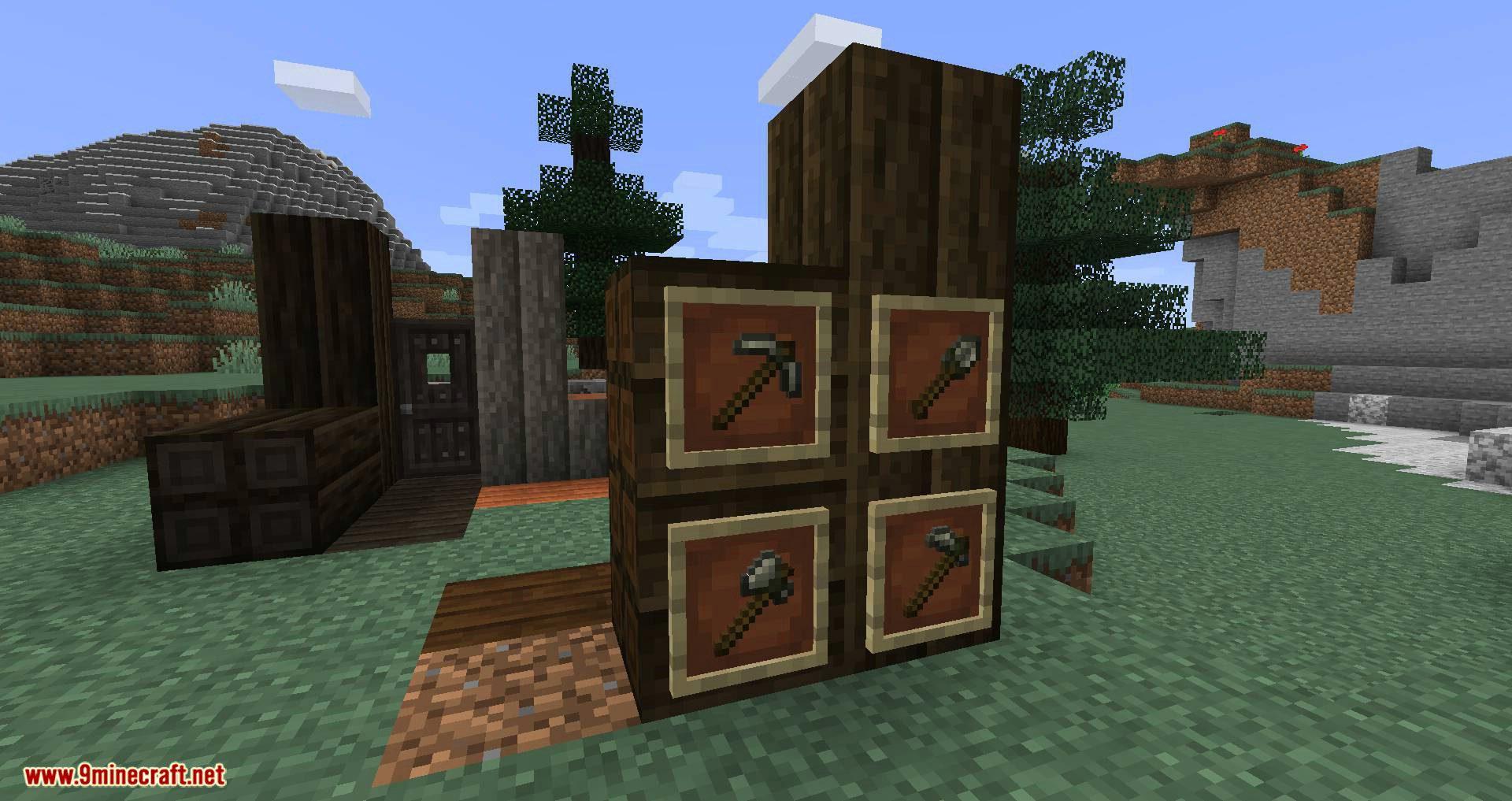 Druidcraft mod for minecraft 07