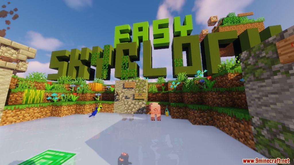 Easy SkyBlock Map 1 15 2 for Minecraft 9Minecraft Net