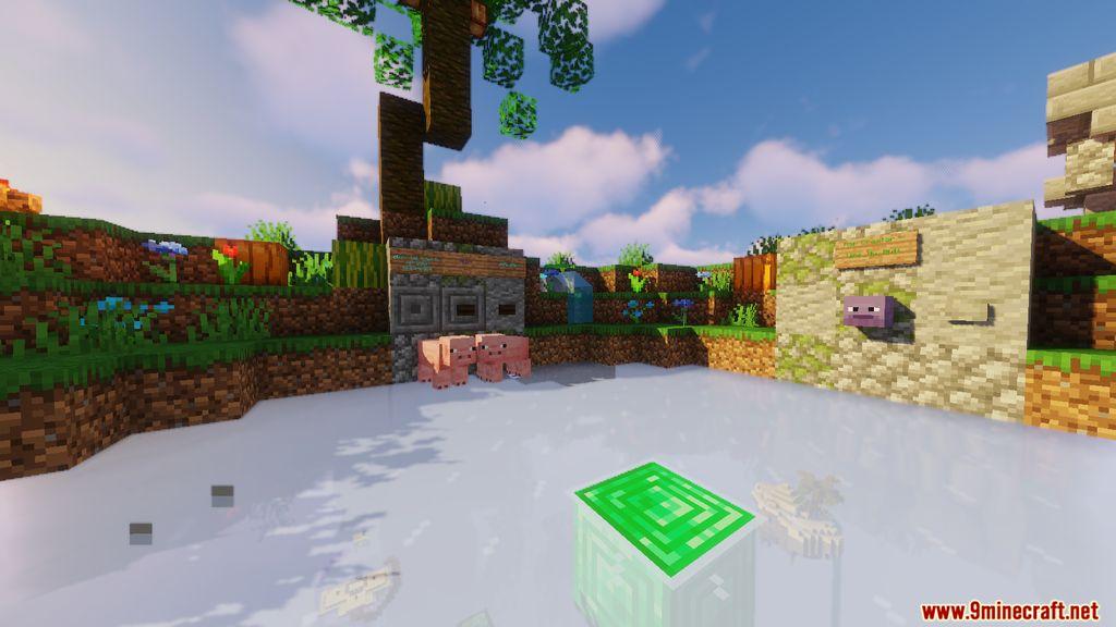 Easy SkyBlock Map Screenshots (2)