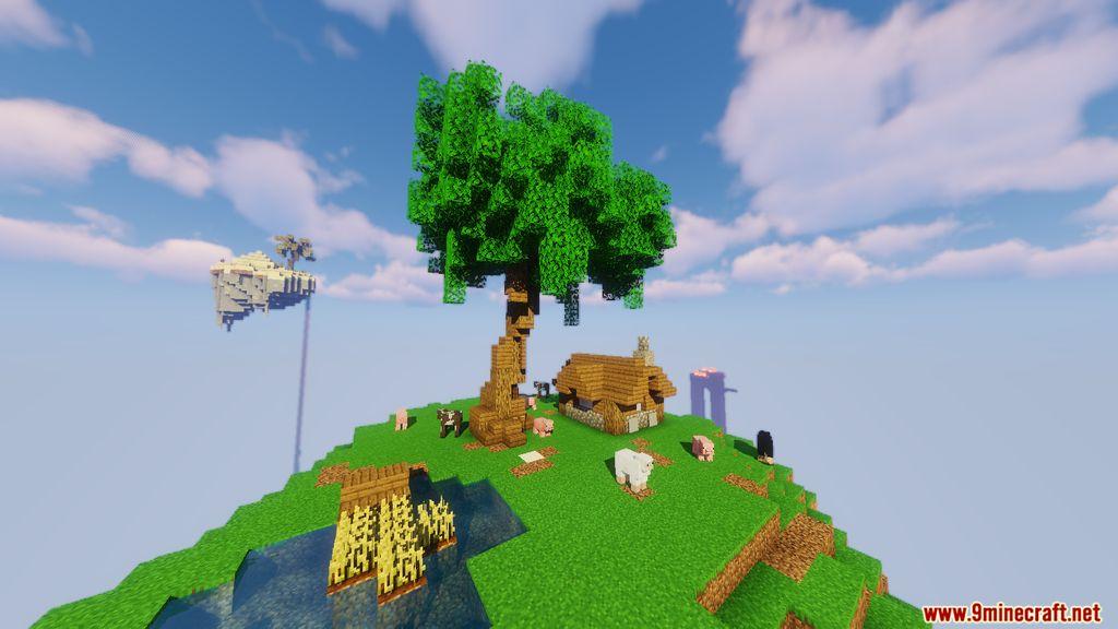 Easy SkyBlock Map Screenshots (5)