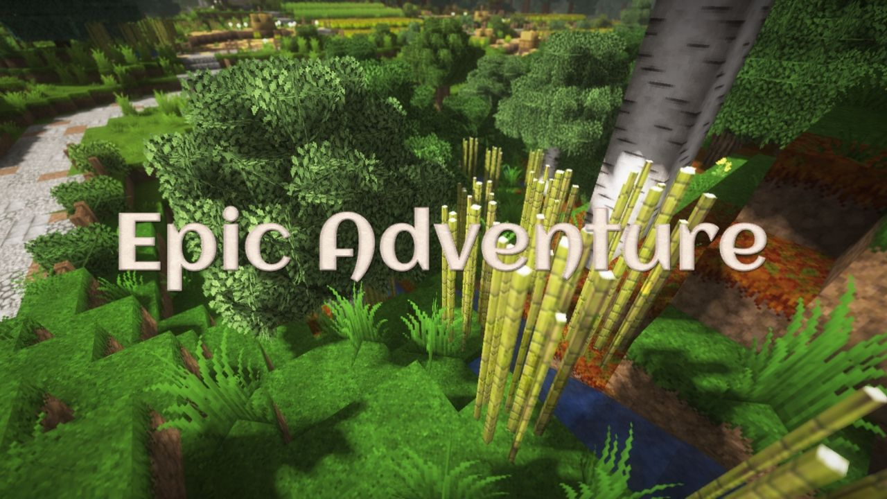 Epic Adventure Resource Pack