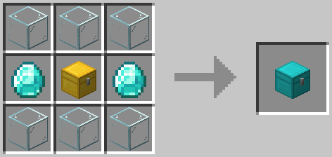 Expanded Storage mod for minecraft 24