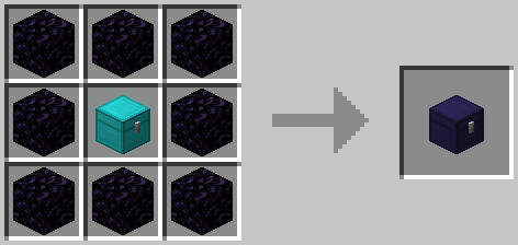 Expanded Storage mod for minecraft 25