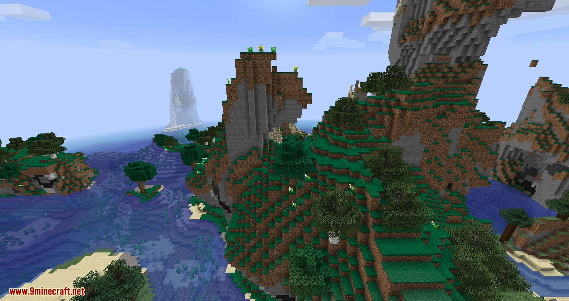 Explorercraft mod for minecraft 06