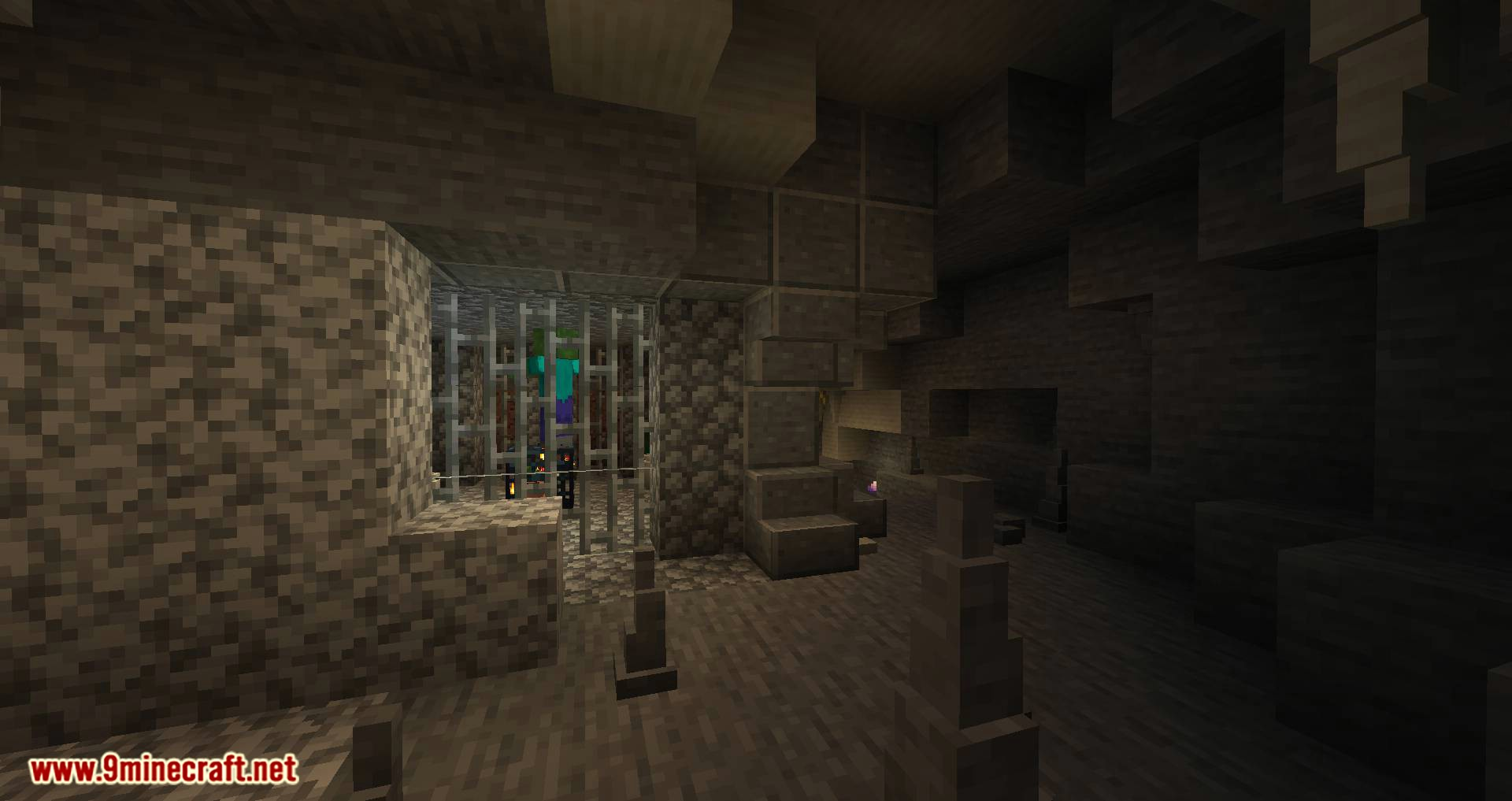 Extended Caves mod for minecraft 07