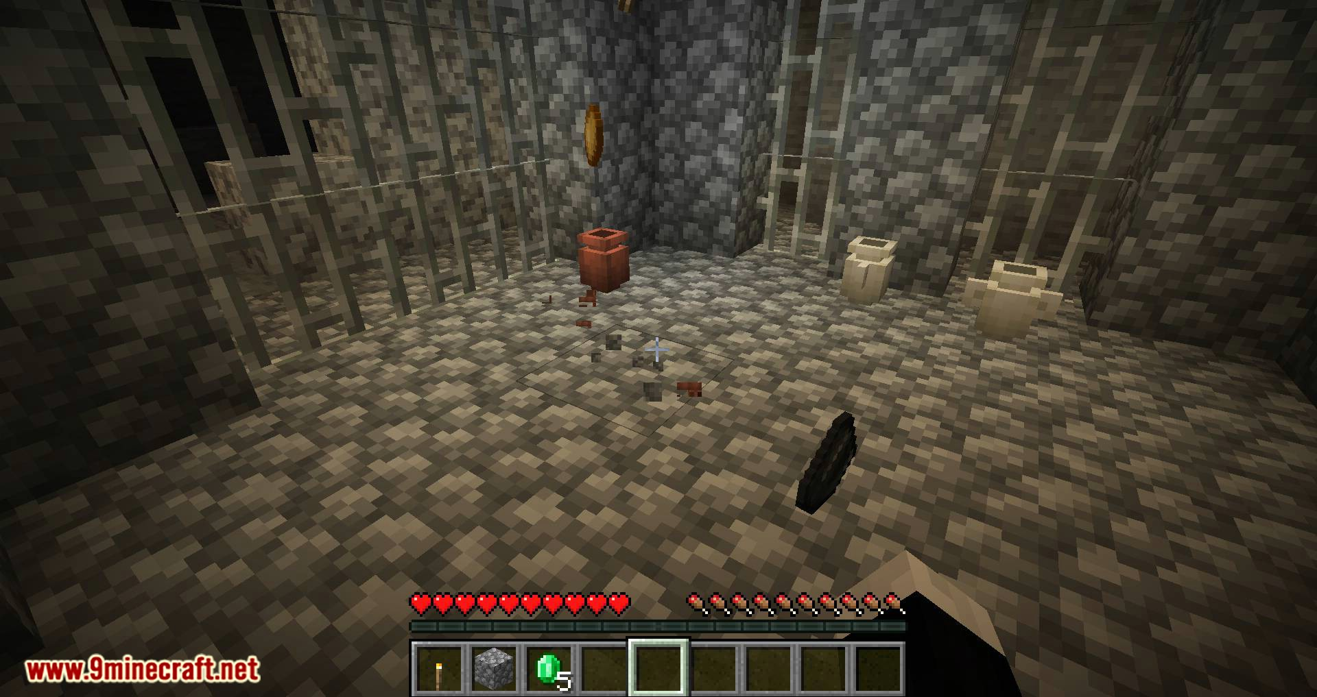 Extended Caves mod for minecraft 08