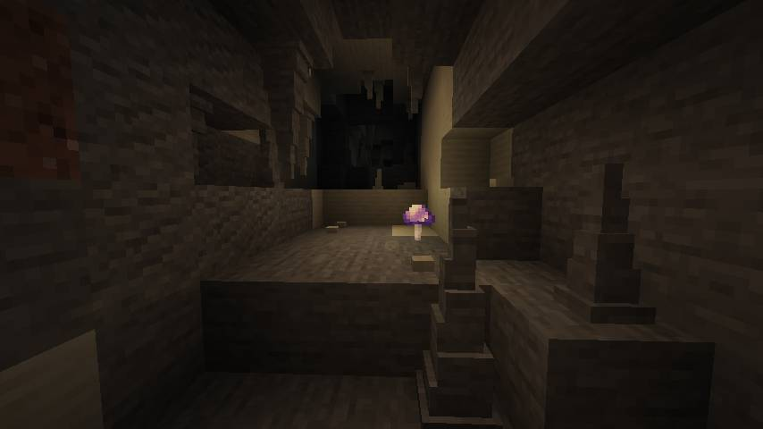 Extended Caves mod for minecraft 23