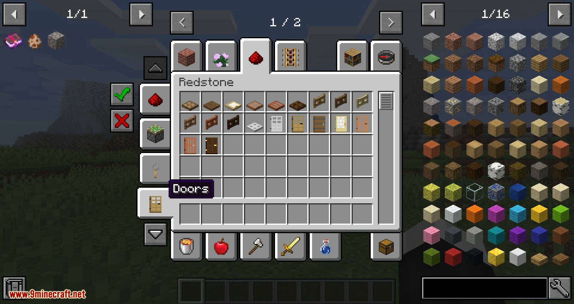 Filters mod for minecraft 04