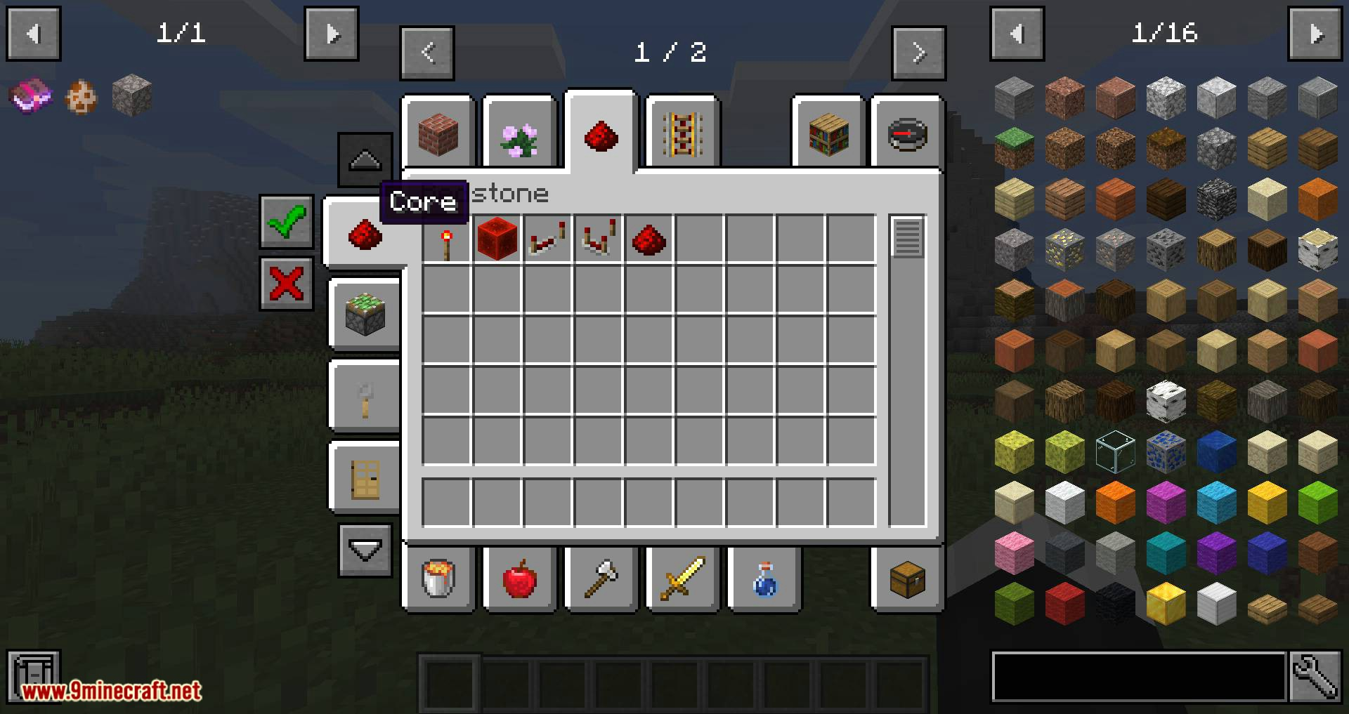 Filters mod for minecraft 05