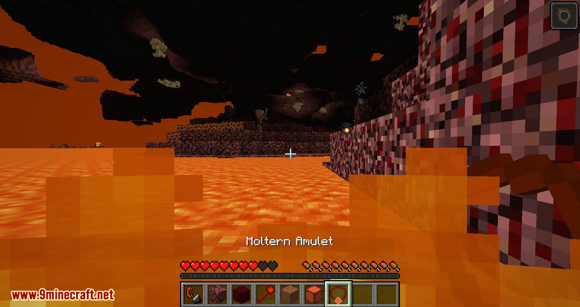 Forever Nether mod for minecraft 10