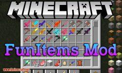 FunItems Mod for minecraft logo