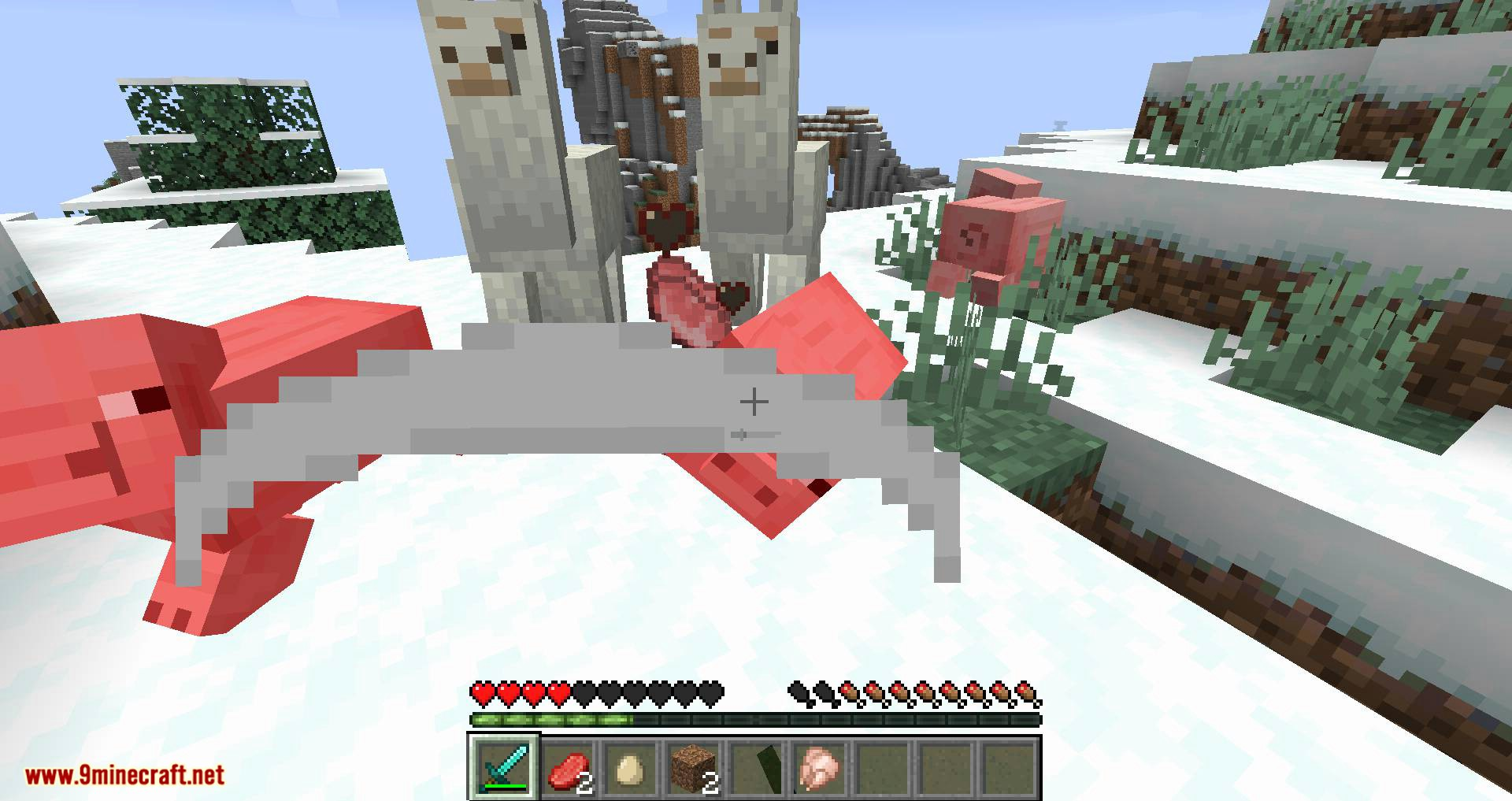 Global Aggression mod for minecraft 08