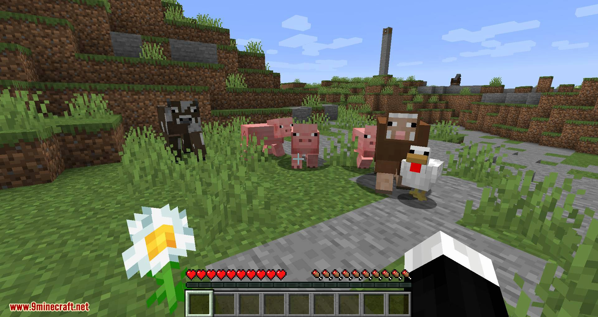 Global Aggression mod for minecraft 10