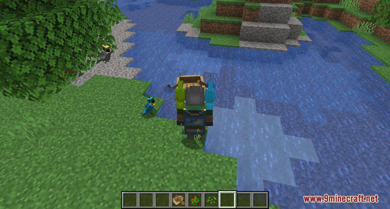 Minecraft 1.15 Snapshot 19w40a Screenshots 2