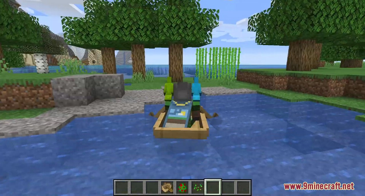 Minecraft 1.15 Snapshot 19w40a Screenshots 3