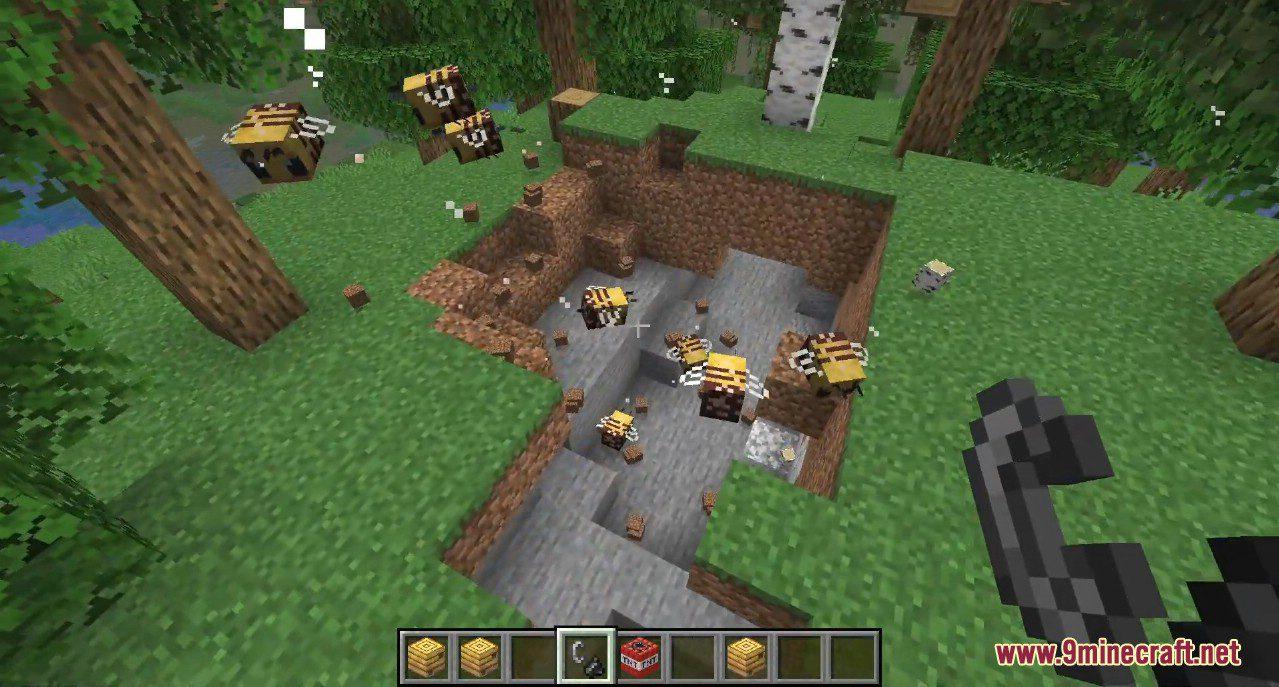 Minecraft 1.15 Snapshot 19w40a Screenshots 4