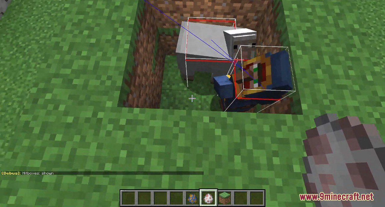 Minecraft 1.15 Snapshot 19w40a Screenshots 7