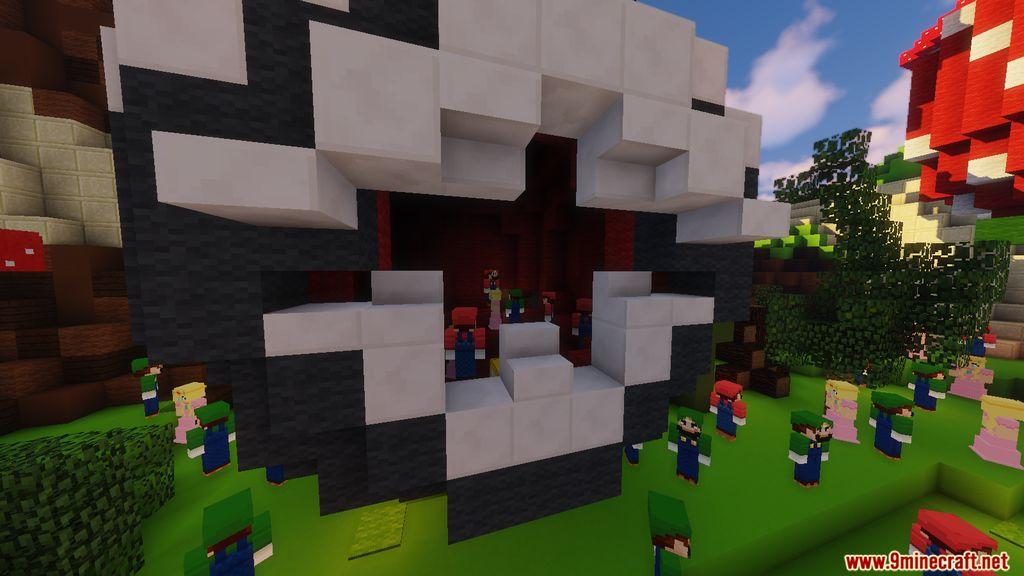 Minecraft Super Mario Edition – Hide & Seek Map Screenshots (11)