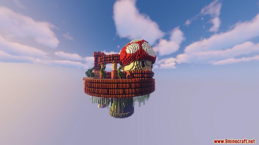 Minecraft Super Mario Edition – Hide & Seek Map Screenshots (14)