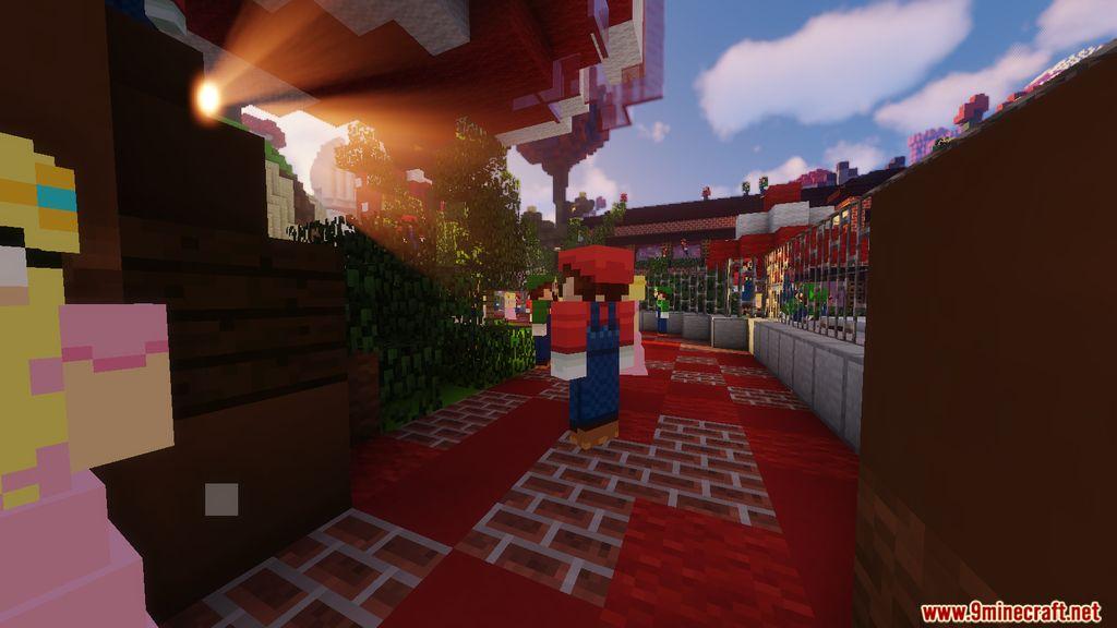 Minecraft Super Mario Edition – Hide & Seek Map Screenshots (4)
