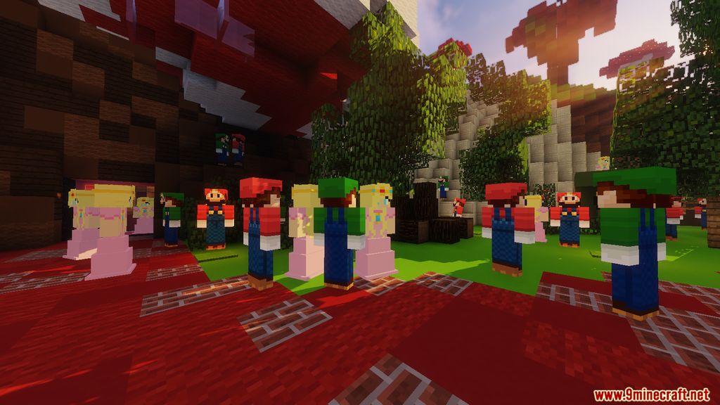 Minecraft Super Mario Edition – Hide & Seek Map Screenshots (5)
