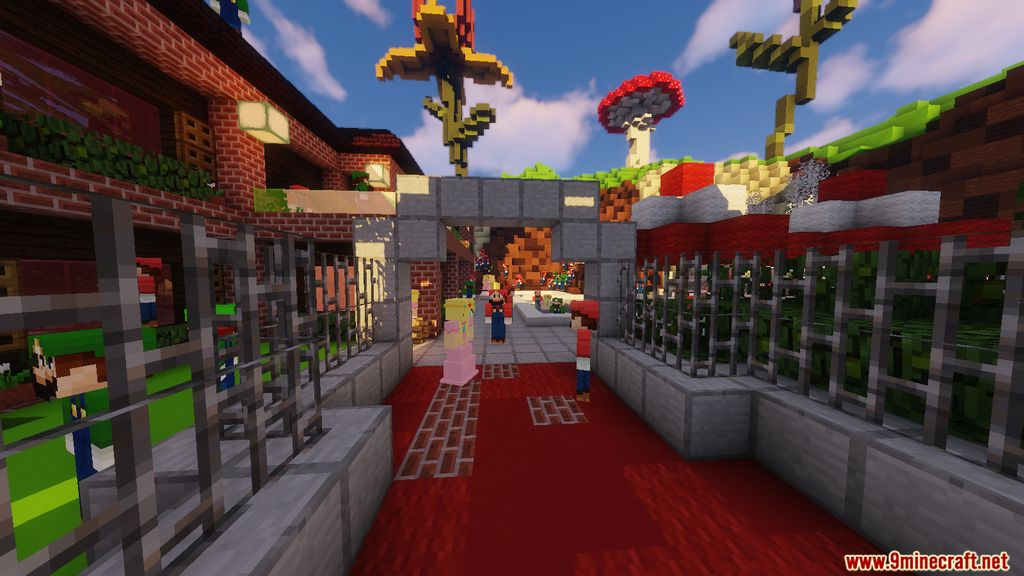 Minecraft Super Mario Edition – Hide & Seek Map Screenshots (6)