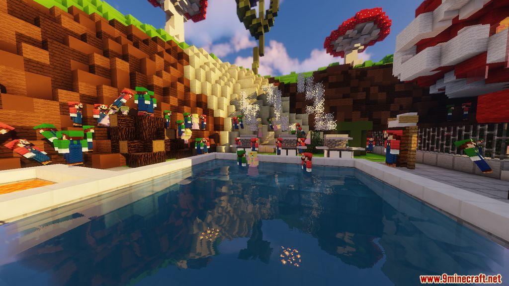 Minecraft Super Mario Edition – Hide & Seek Map Screenshots (7)