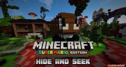 Minecraft Super Mario Edition – Hide & Seek Map Thumbnail