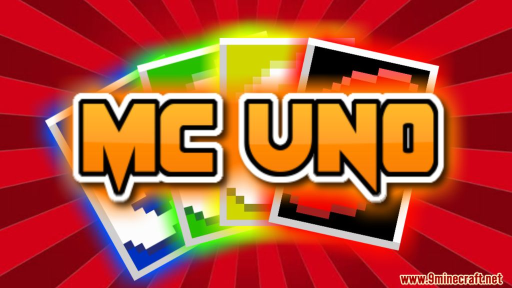 Minecraft Uno Map Thumbnail