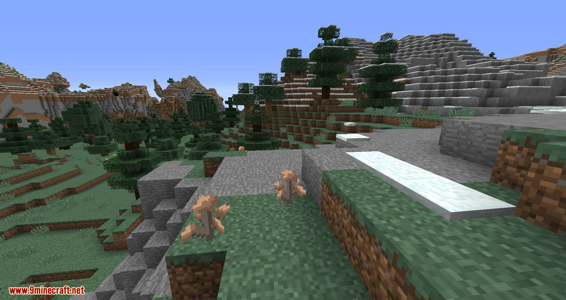 Modern Nature Mod for minecraft 04