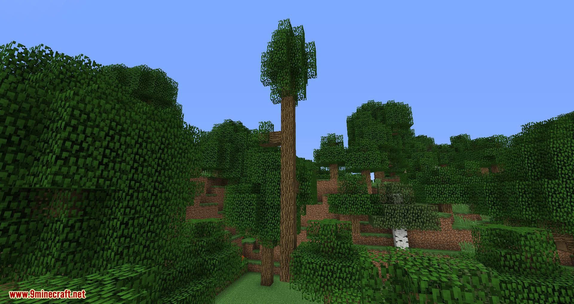 Modern Nature Mod for minecraft 07