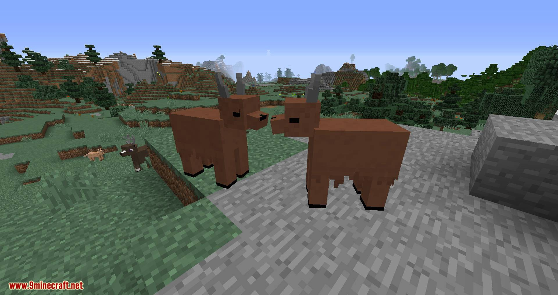 Modern Nature Mod for minecraft 10