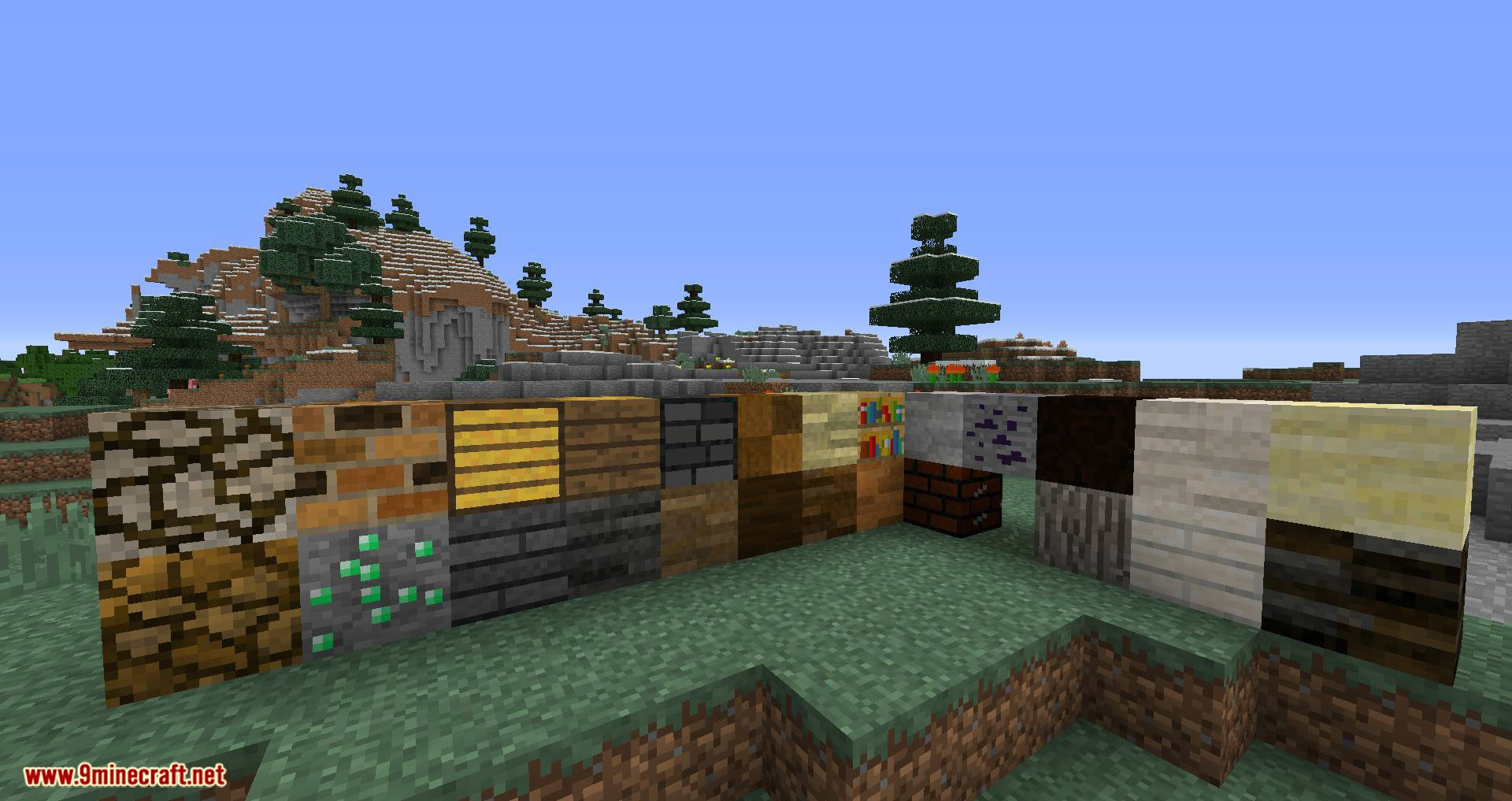 Modern Nature Mod for minecraft 12