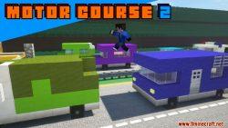 Motor Course 2 Map Thumbnail